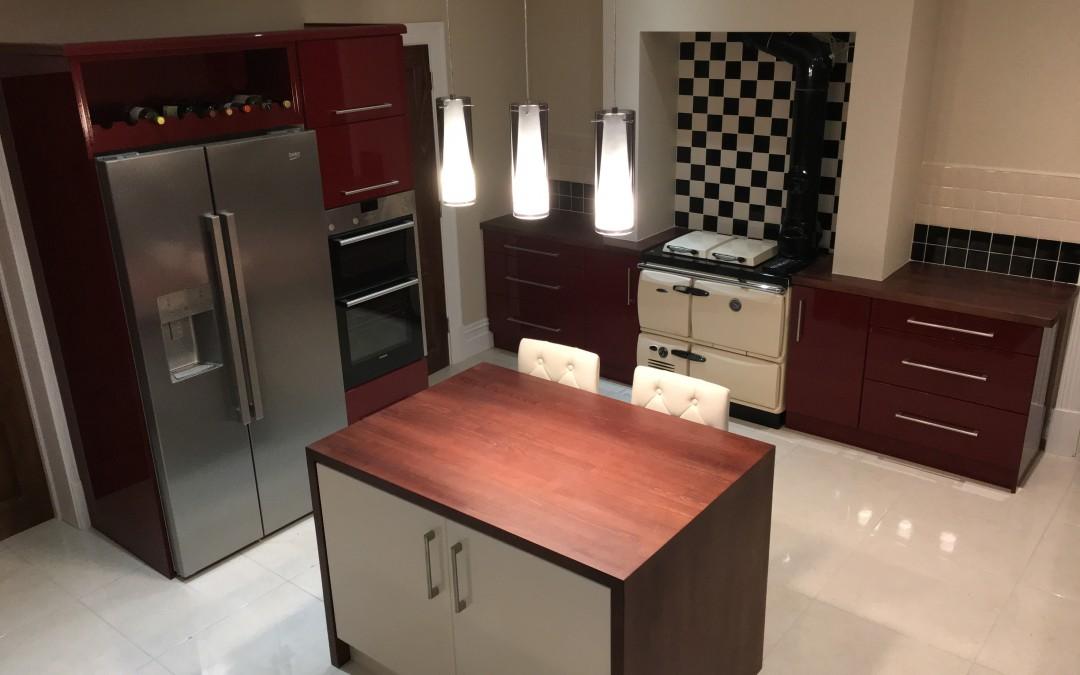 Modern Contemporary Kitchen